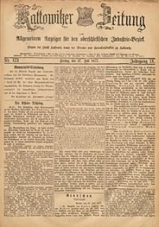 Kattowitzer Zeitung, 1877, Jg. 9, Nr.173