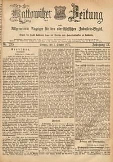 Kattowitzer Zeitung, 1877, Jg. 9, nr235