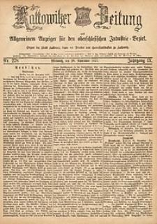 Kattowitzer Zeitung, 1877, Jg. 9, nr78b