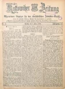 Kattowitzer Zeitung, 1880, Jg. 12, nr4