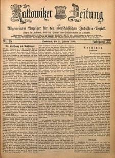 Kattowitzer Zeitung, 1880, Jg. 12, nr38