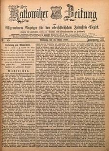 Kattowitzer Zeitung, 1880, Jg. 12, nr75