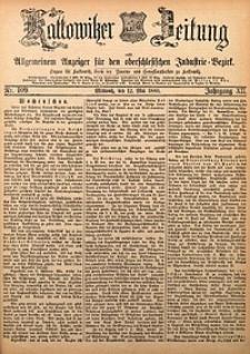 Kattowitzer Zeitung, 1880, Jg. 12, nr109