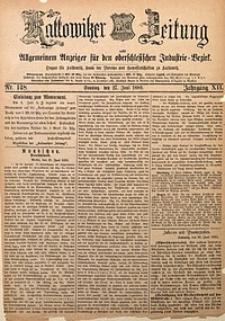 Kattowitzer Zeitung, 1880, Jg. 12, nr148