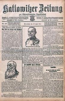 Kattowitzer Zeitung, 1914, Jg. 46, nr146