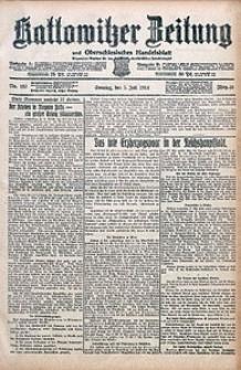 Kattowitzer Zeitung, 1914, Jg. 46, nr153