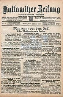 Kattowitzer Zeitung, 1914, Jg. 46, nr209