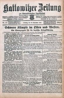 Kattowitzer Zeitung, 1914, Jg. 46, nr213