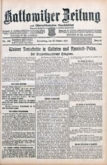 Kattowitzer Zeitung, 1914, Jg. 46, nr246
