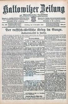 Kattowitzer Zeitung, 1914, Jg. 46, nr256
