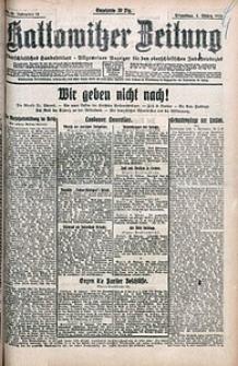 Kattowitzer Zeitung, 1921, Jg. 53, nr50