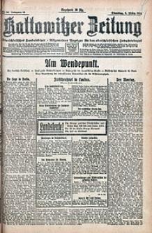 Kattowitzer Zeitung, 1921, Jg. 53, nr56