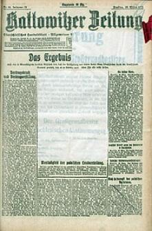 Kattowitzer Zeitung, 1921, Jg. 53, nr65