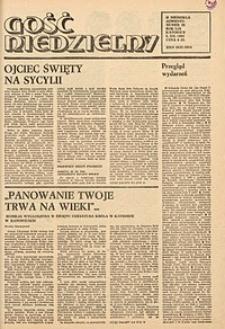 Gość Niedzielny, 1982, R. 55, nr38