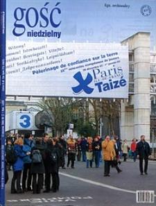 Gość Niedzielny, 2003, R. 76, nr2
