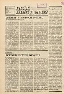 Gość Niedzielny, 1988, R. 61, nr22