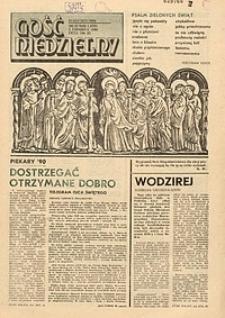 Gość Niedzielny, 1990, R. 63, nr22