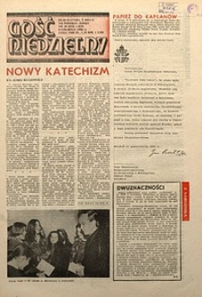 Gość Niedzielny, 1992, R. 69, nr49