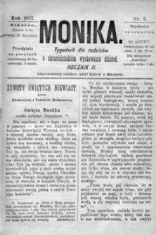 Monika, 1877, R. 2, nr 3