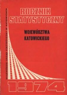 Rocznik Statystyczny Województwa Katowickiego