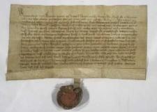 1445, Przemysław książę cieszyński daruje chłopowi Jeszkowi Klicznikowi z Goleszowa część ziemi zwanej Żaborzetcziny na granicy Godziszowa i Goleszowa i zwalnia go od danin i powinności