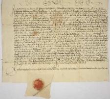 1448, Przemysław książę cieszyński potwierdza sprzedaż przez Mikołaja Strzałkę wsi Wilamowice, Międzyświeć i przedmieście Skoczowa Mikołajowi Boreck z Prątkowa
