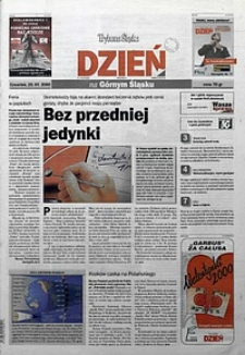 Trybuna Śląska, 2000, nr16