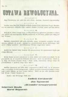 Ner 15. Ustawa Rewolucyjna