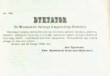 Ner 109. Dyktator Do Mieszkańców dawnego Kongresowego Królestwa