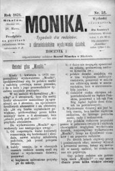 Monika, 1878, R. 2, nr 52