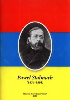 Paweł Stalmach : 1824-1891