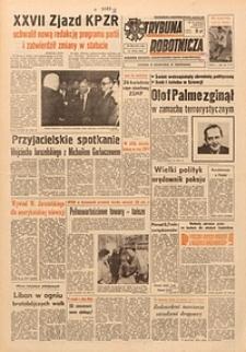 Trybuna Robotnicza, 1986, nr52