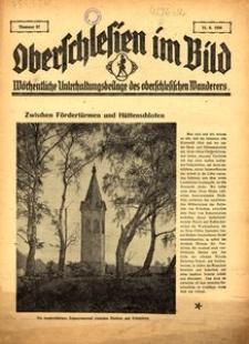 Oberschlesien im Bild, 1930, nr 37