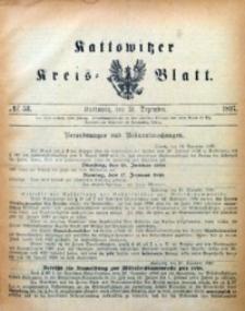Kattowitzer Kreisblatt, 1897, nr53