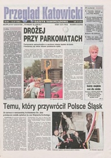 Przegląd Katowicki, 1998, nr13