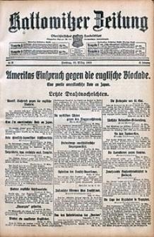 Kattowitzer Zeitung, 1915, Jg. 47, nr76