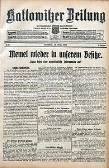 Kattowitzer Zeitung, 1915, Jg. 47, nr81