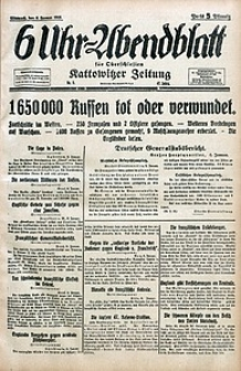 6 Uhr-Abendblatt, 1915, Jg. 47, nr5