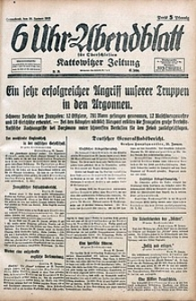 6 Uhr-Abendblatt, 1915, Jg. 47, nr26