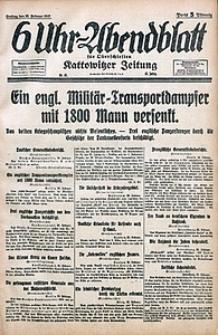 6 Uhr-Abendblatt, 1915, Jg. 47, nr49