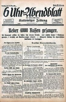 6 Uhr-Abendblatt, 1915, Jg. 47, nr76