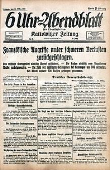6 Uhr-Abendblatt, 1915, Jg. 47, nr77