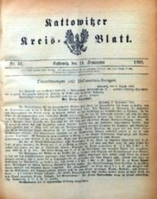 Kattowitzer Kreisblatt, 1903, nr37