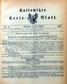 Kattowitzer Kreisblatt, 1903, nr43