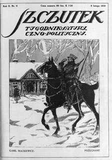 Szczutek, 1919, R. 2, nr 6