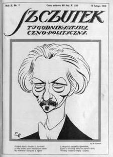 Szczutek, 1919, R. 2, nr 7
