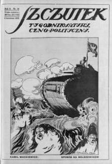 Szczutek, 1919, R. 2, nr 14