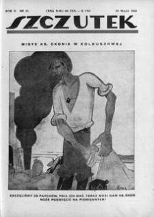 Szczutek, 1919, R. 2, nr 21