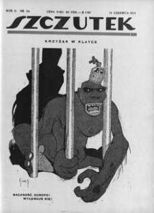 Szczutek, 1919, R. 2, nr 24