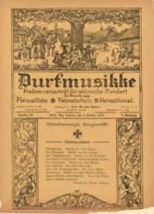 Durfmusikke, 1915, Jg. 3, Nr. 50